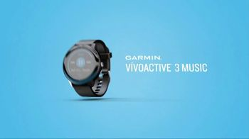 Garmin vívoactive 3 Music TV Spot, 'Worm' - Thumbnail 9