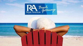 Royal American Beach Getaways TV Spot, 'Upgrade' - Thumbnail 6