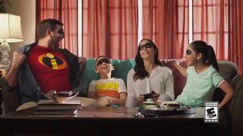 LEGO Pixar The Incredibles TV Spot, 'Family Fun' - 312 commercial airings