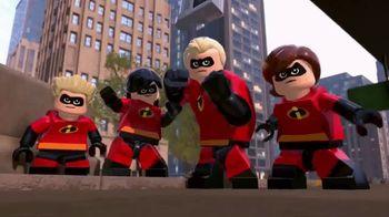 LEGO Pixar The Incredibles TV Spot, 'Family Fun' - Thumbnail 4