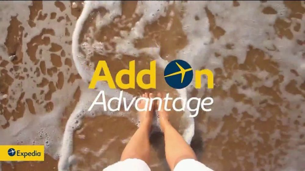 Expedia Add-On Advantage TV Commercial, 'Rushed'