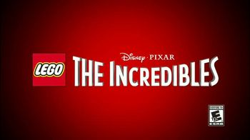 LEGO Pixar The Incredibles TV Spot, 'Disney Channel: Incredible Adventures' - Thumbnail 8