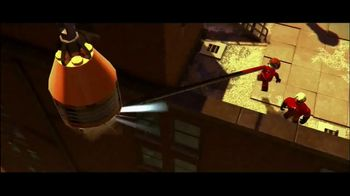 LEGO Pixar The Incredibles TV Spot, 'Disney Channel: Incredible Adventures' - Thumbnail 6