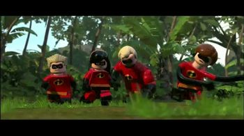LEGO Pixar The Incredibles TV Spot, 'Disney Channel: Incredible Adventures' - Thumbnail 7