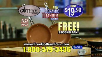 Gotham Steel TV Spot, 'Sliding Around' Featuring Daniel Green - Thumbnail 10