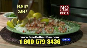 Gotham Steel TV Spot, 'Sliding Around' Featuring Daniel Green - Thumbnail 8