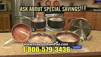 Gotham Steel TV Spot, 'Sliding Around' Featuring Daniel Green - Thumbnail 9