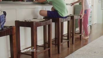 Wayfair TV Spot, 'Game Changer' - Thumbnail 3