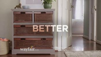 Wayfair TV Spot, 'Game Changer' - Thumbnail 7