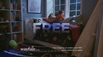 Wayfair TV Spot, 'Game Changer' - Thumbnail 8