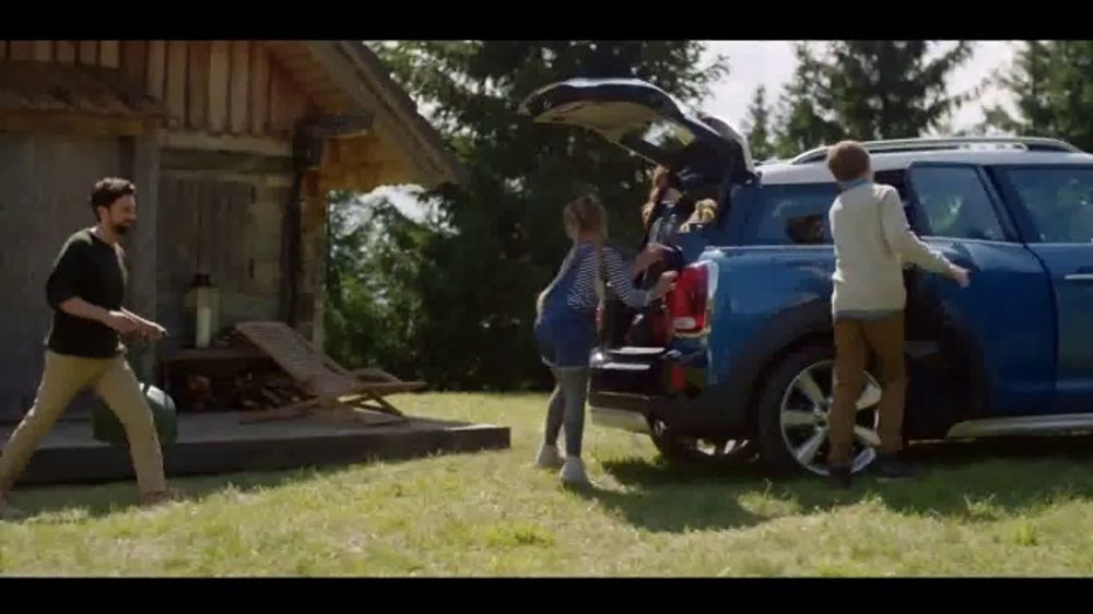 Mini Countryman Tv Commercial More Moments To Discover Song By