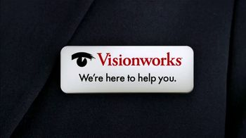 Visionworks TV Spot, 'Two Pairs of Glasses' - Thumbnail 10