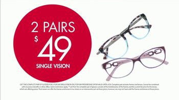 Visionworks TV Spot, 'Two Pairs of Glasses' - Thumbnail 6