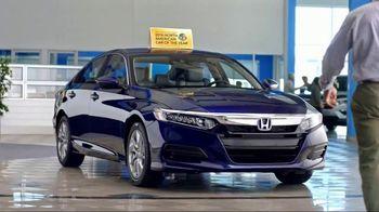 2018 Honda Accord LX TV Spot, 'My Turn'