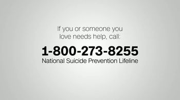 National Suicide Prevention Lifeline TV Spot, 'CNN: Heaven and Earth' - Thumbnail 6