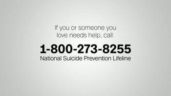 National Suicide Prevention Lifeline TV Spot, 'CNN: Heaven and Earth' - Thumbnail 5