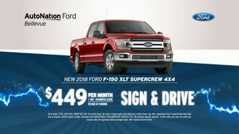 AutoNation 72 Hour Flash Sale TV Spot, '2018 Ford F-150' - Thumbnail 2