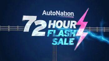 AutoNation 72 Hour Flash Sale TV Spot, '2018 Ford F-150' - 642 commercial airings