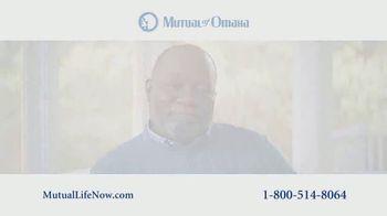Mutual of Omaha Guaranteed Whole Life Insurance Policy TV Spot, 'Mom' - Thumbnail 10
