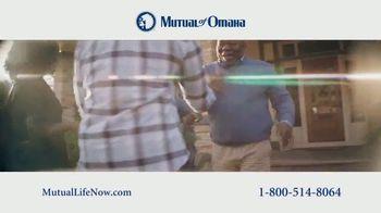 Mutual of Omaha Guaranteed Whole Life Insurance Policy TV Spot, 'Mom' - Thumbnail 2
