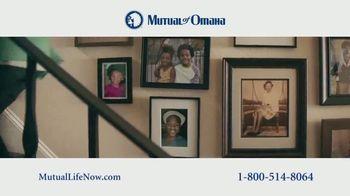 Mutual of Omaha Guaranteed Whole Life Insurance Policy TV Spot, 'Mom' - Thumbnail 4