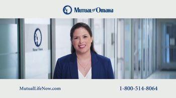 Mutual of Omaha Guaranteed Whole Life Insurance Policy TV Spot, 'Mom' - Thumbnail 8