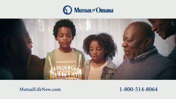 Mutual of Omaha Guaranteed Whole Life Insurance Policy TV Spot, 'Mom' - Thumbnail 9
