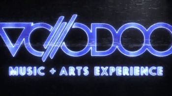 Voodoo Festival TV Spot, '20 Years of the Voodoo Music + Arts Experience' - 276 commercial airings