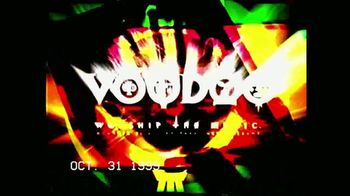 Voodoo Festival TV Spot, '20 Years of the Voodoo Music + Arts Experience' - Thumbnail 1