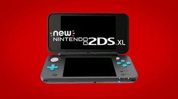 Nintendo 2DS XL TV Spot, 'Mejor verano' [Spanish] - Thumbnail 1