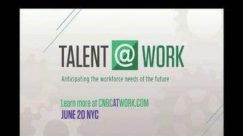 CNBC TV Spot, '@Work Conference Series: Talent@Work' - Thumbnail 10