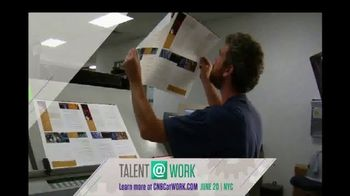 CNBC TV Spot, '@Work Conference Series: Talent@Work' - Thumbnail 4