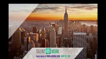 CNBC TV Spot, '@Work Conference Series: Talent@Work' - Thumbnail 5