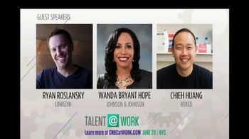 CNBC TV Spot, '@Work Conference Series: Talent@Work' - Thumbnail 7