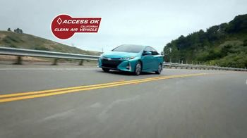 2018 Toyota Prius Prime TV Spot, '640 Miles Per Fill-Up' [T2] - Thumbnail 2