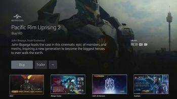 XFINITY On Demand TV Spot, 'X1: Pacific Rim Uprising' - Thumbnail 6