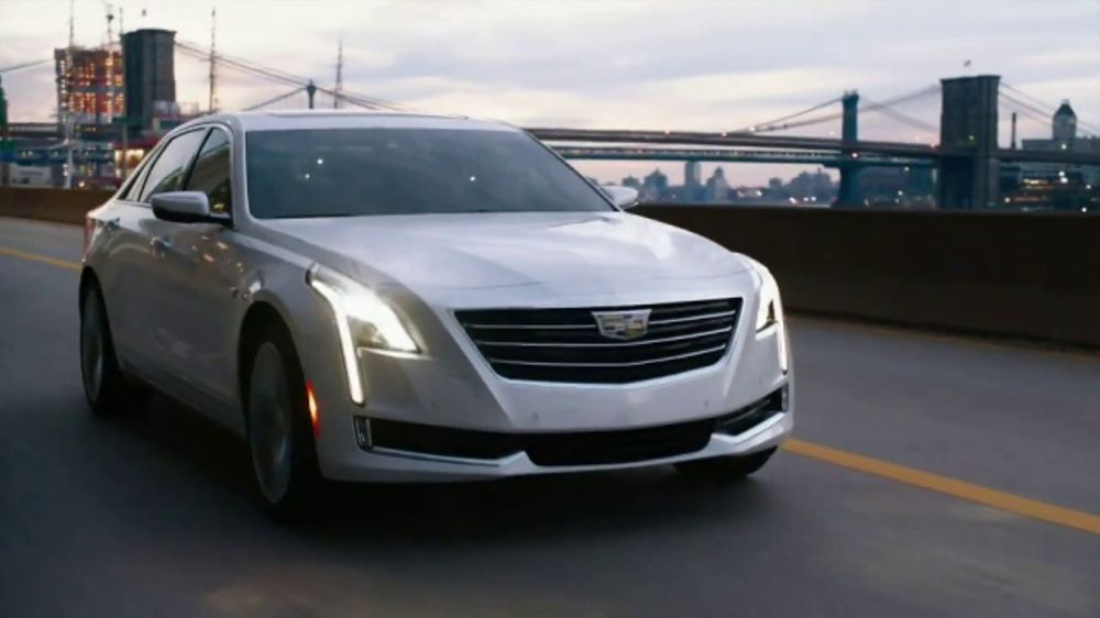 2018 Cadillac Ct6 Tv Commercial The Time Is Now Song By Pinkzebra