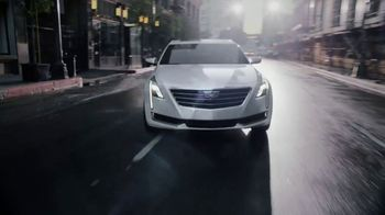 2018 Cadillac CT6 TV Spot, 'The Time Is Now' Song by Pinkzebra [T2] - Thumbnail 4