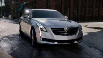 2018 Cadillac CT6 TV Spot, 'The Time Is Now' Song by Pinkzebra [T2] - Thumbnail 6