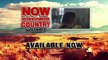 Now That's What I Call Country Volume 11 TV Spot, 'Hottest Hits' - Thumbnail 6