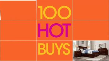 Rooms to Go TV Spot, 'Turning Up the Heat' - Thumbnail 1