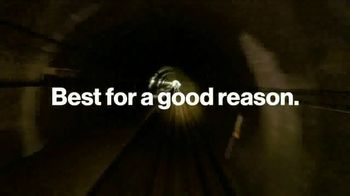 Verizon TV Spot, 'Best for a Good Reason: The L' - Thumbnail 5