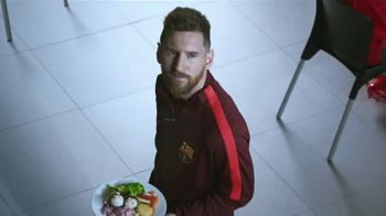 Gatorade TV Spot, 'Everything Changes' Featuring Luis Suárez, Lionel Messi