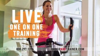 Bowflex Max Trainer TV Spot, 'Don't Ignore the Reminder' - Thumbnail 6