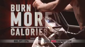 Bowflex Max Trainer TV Spot, 'Don't Ignore the Reminder' - Thumbnail 9