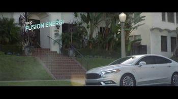 Ford Fusion Energi TV Spot, 'Smart Enough for California' [T2] - Thumbnail 3