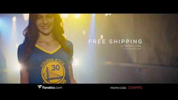 Fanatics.com TV Spot, 'NBA Champions: Warriors' Song by Greta Van Fleet - Thumbnail 9