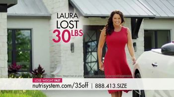 Nutrisystem TV Spot, 'Busy, Stressed and Gaining Weight: Save 35 Percent' - Thumbnail 5