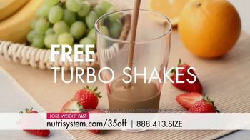 Nutrisystem TV Spot, 'Busy, Stressed and Gaining Weight: Save 35 Percent' - Thumbnail 8