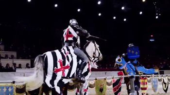 Medieval Times TV Spot, 'Dawn of a New Era: Father's Day' - Thumbnail 1